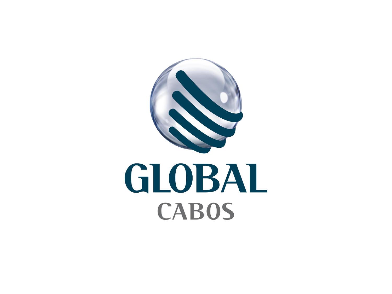 Logotipo Global Cabos