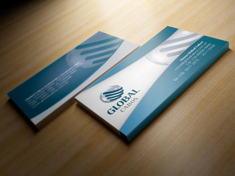 Cartão de Visitas Global Cabos