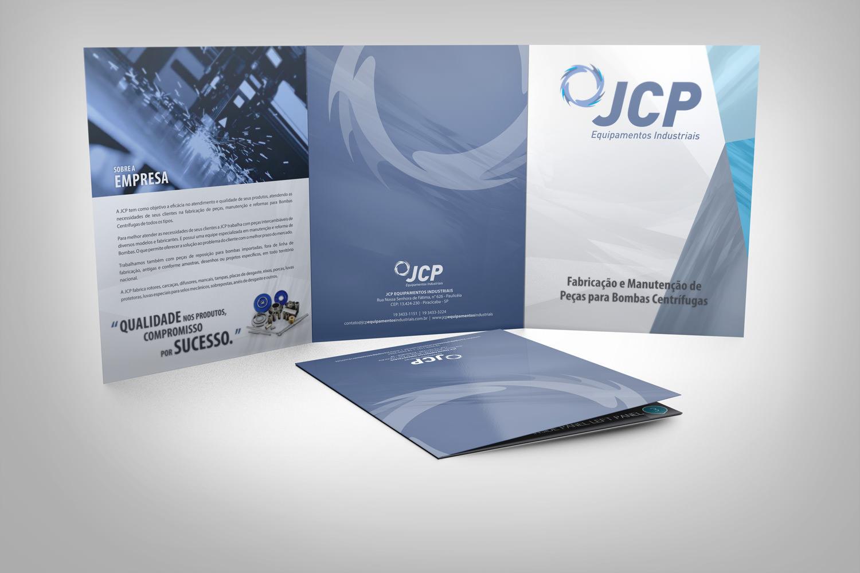 Catálogo JCP Equipamentos Especiais