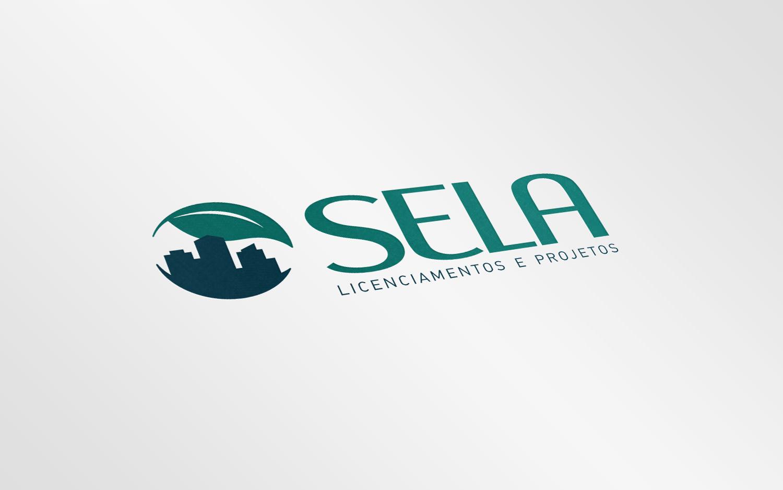 logotipo sela licenciamentos