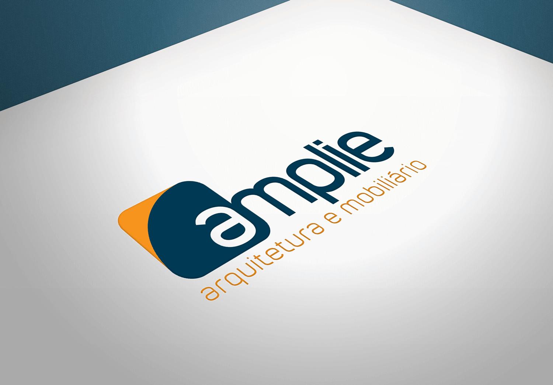 Branding Amplie Arquitetura e Mobiliário