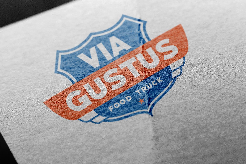 criação de logotipo food truck