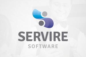 criação logotipo servire software