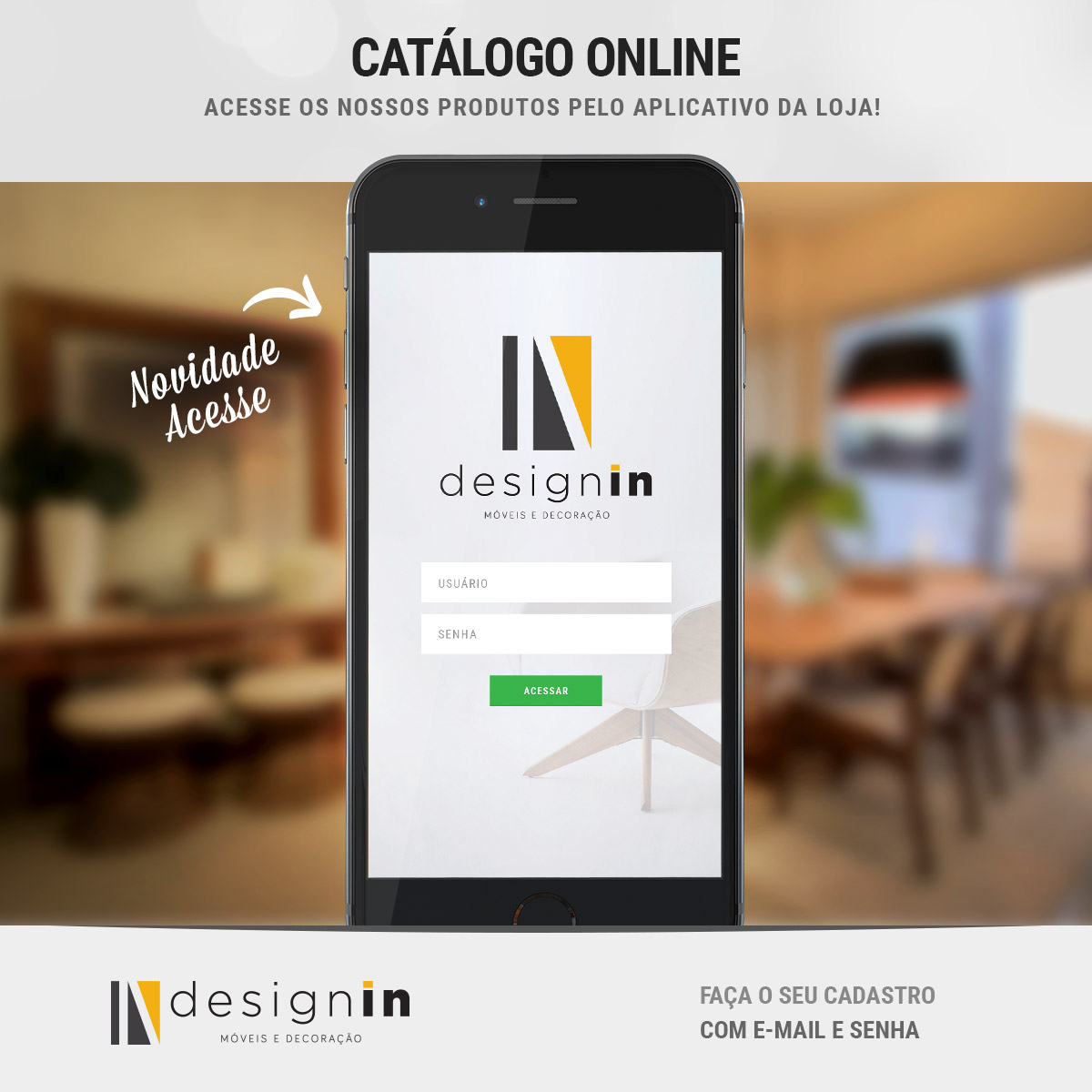 Catálogo Online Designin Store