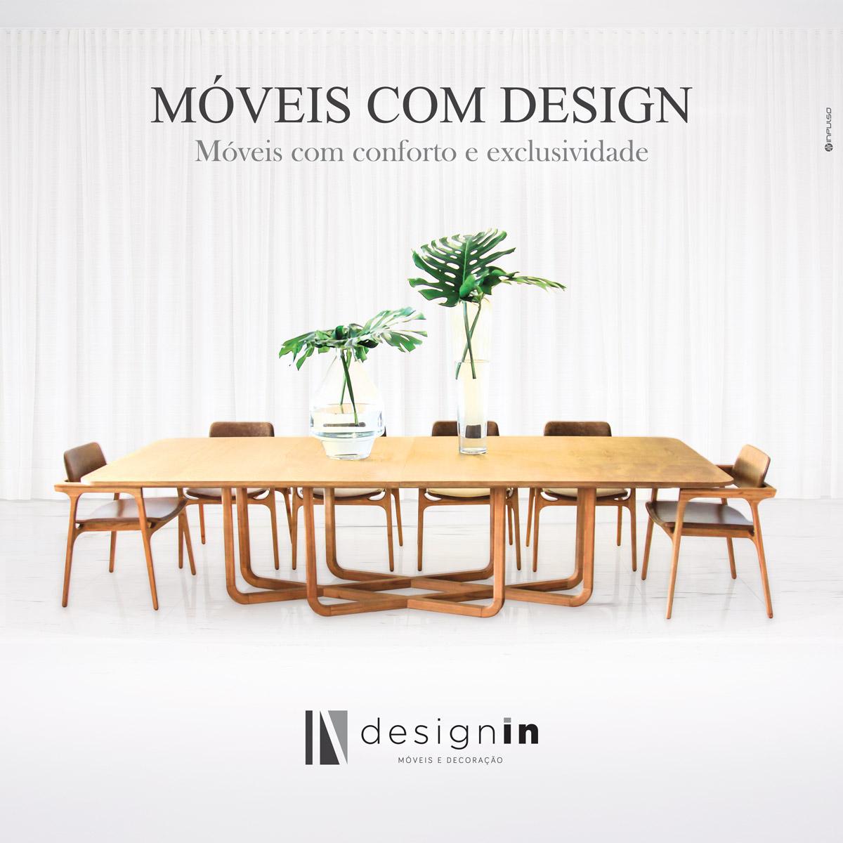 Móveis com Design Designin Store
