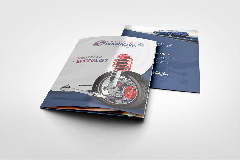 Folder Distribuidora de Auto Peças