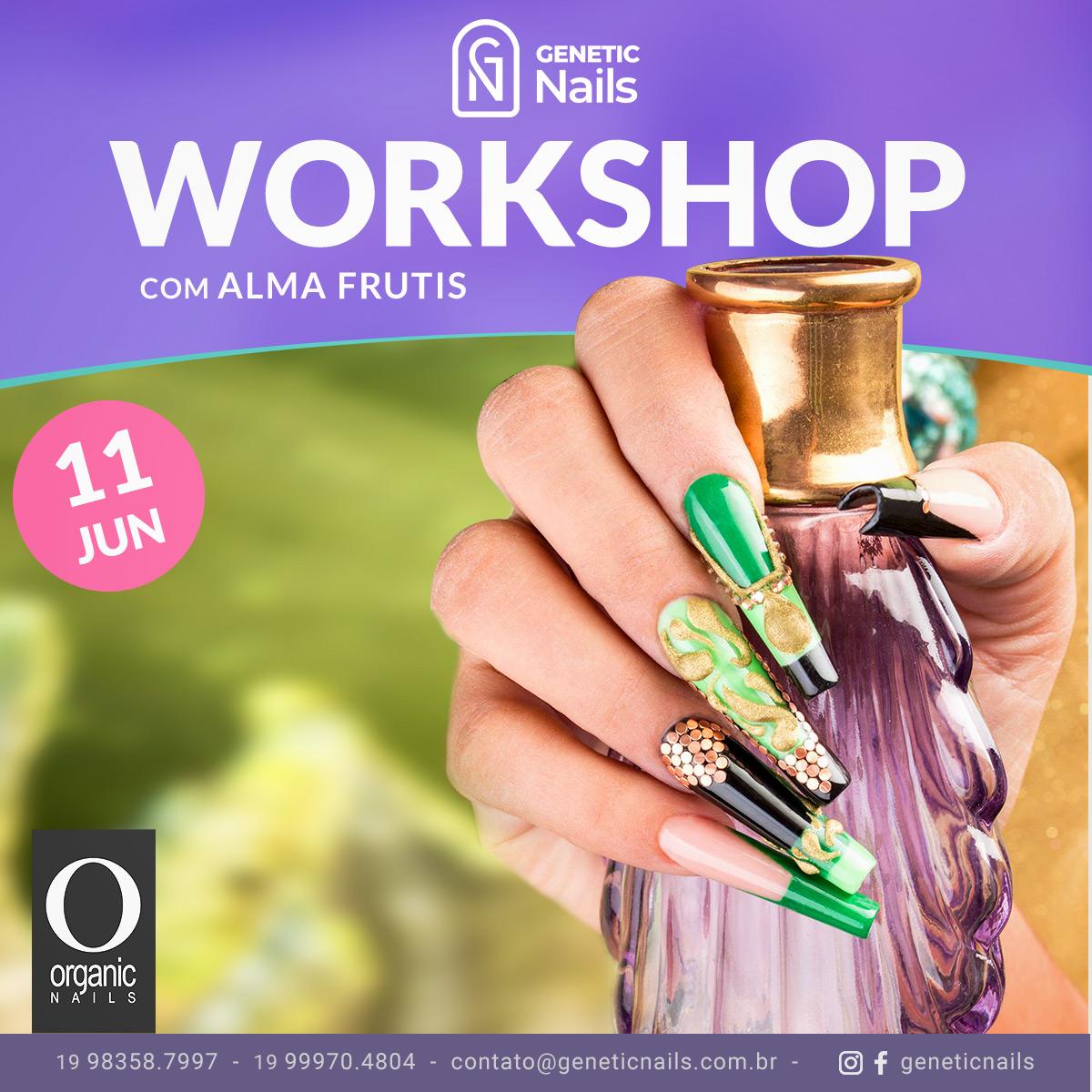 social media genetic nails workshop