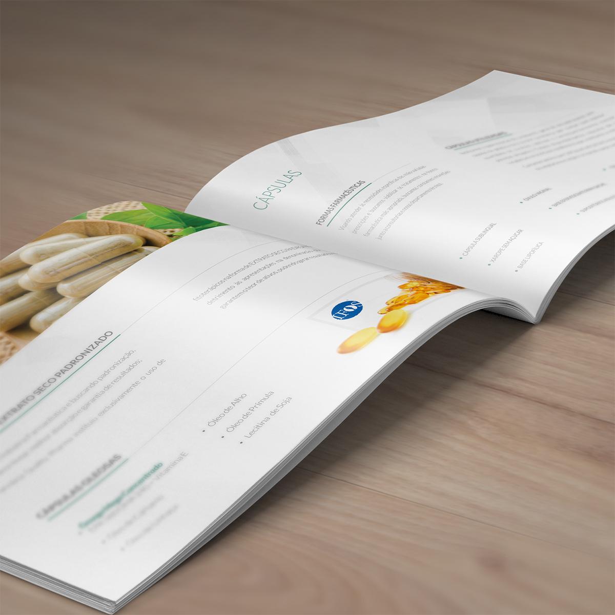 Diagramação da Revista Quality Pharma